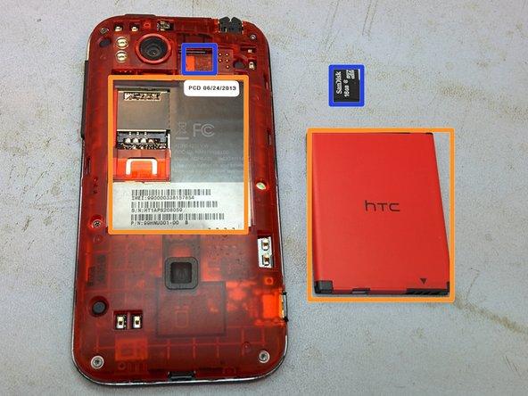 Remove 1620 mAh battery