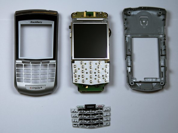 BlackBerry 7100g Housing Replacement