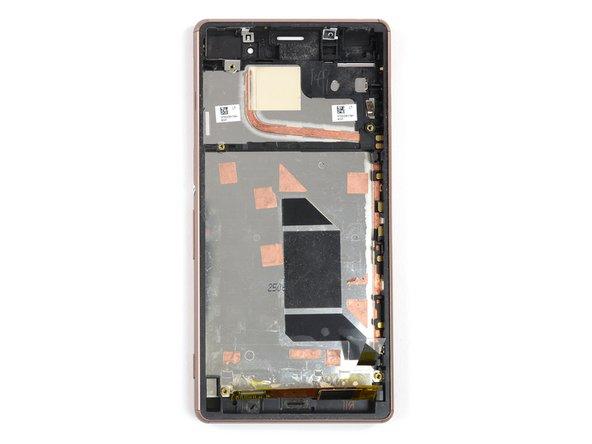 Sony Xperia Z3 スクリーンアセンブリの交換