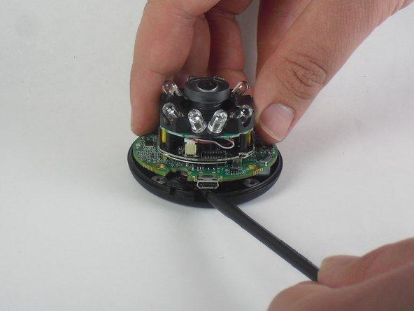 Remplacement du port Micro-USB du Nest Dropcam Pro