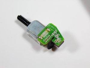 Scanner Light Motor