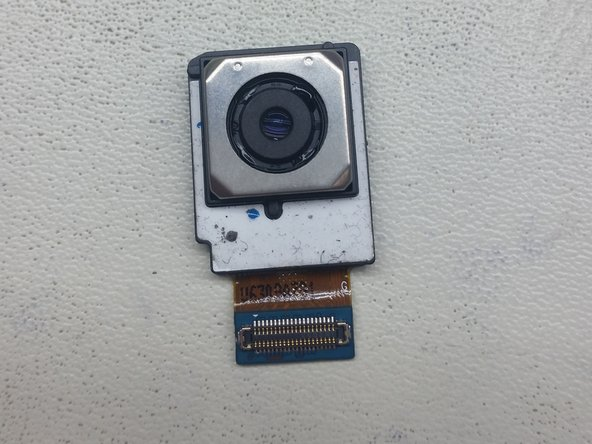 This camera is identified by the lack of manufacturer identifiers