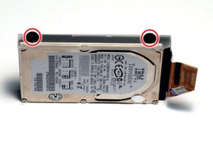 PowerBook G4 Titanium DVI Hard Drive Replacement