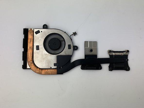 HP Envy x360 m6-w105dx Fan Replacement