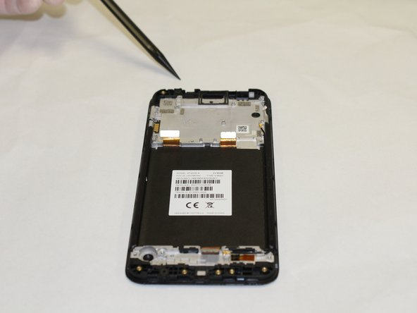 Motorola Moto E6 Screen Replacement