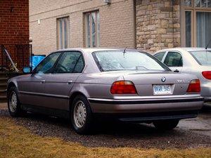 1995-2001 BMW 7 Series Repair