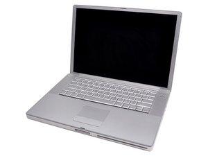 PowerBook G4 Aluminum 15