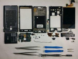 LG Optimus L9 P769 Teardown