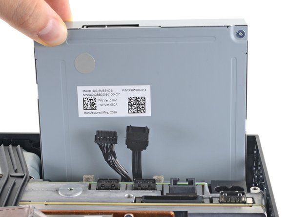 Optical Drive Removal