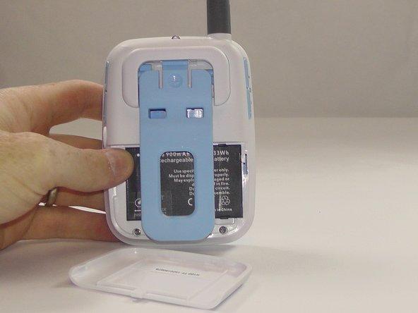 Infant Optics DXR-5 Battery Replacement