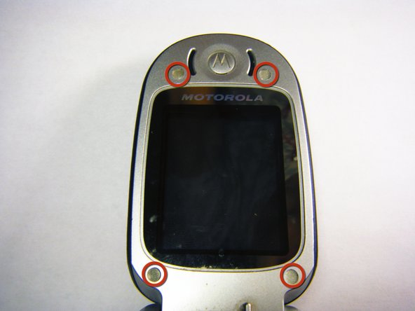 Motorola V551 Screen Replacement