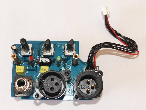 Behringer Eurolive B212D Control PCB Replacement
