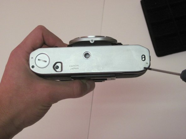 Canon AE-1 Tripod Mount Replacement