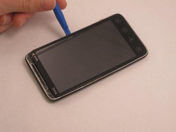 HTC Evo 3D Screen Replacement