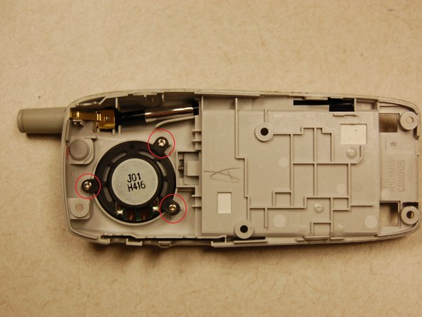 Sprint Sanyo RL-4920 Speaker Replacement