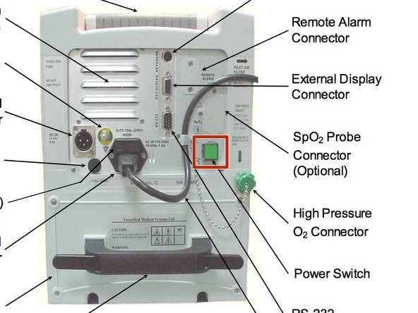 Use a pair of slim pliers or tweezers to grip the cap of the power switch button. Pull it straight out.