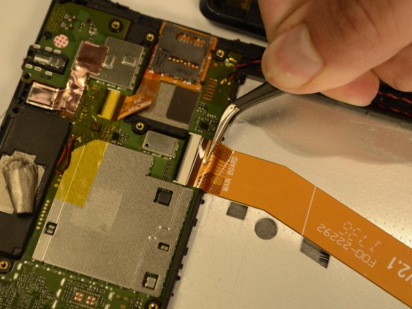 Lenovo Tab 4 TB-8504F Motherboard Replacement