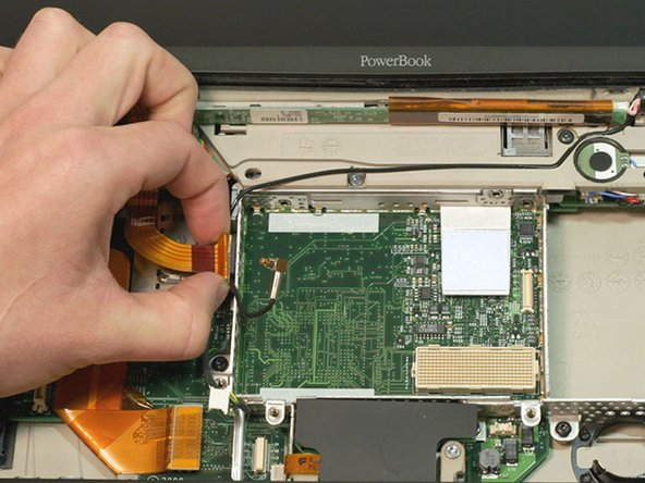 PowerBook G3 Pismo Inverter Replacement