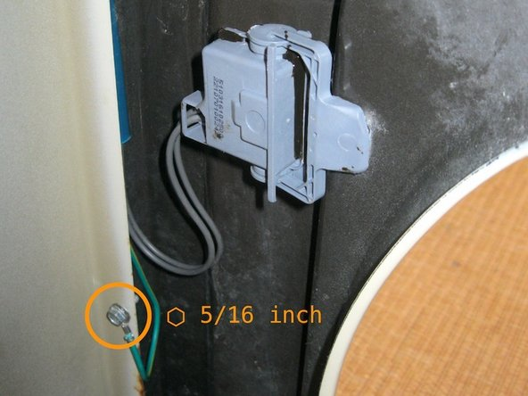 Kenmore 80 Series Washing Machine lid switch Replacement