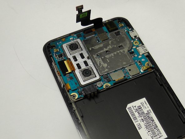 LG Thrill 4G Motherboard Replacement