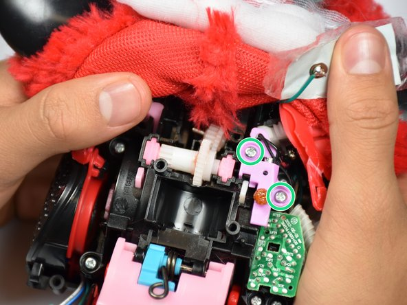 Hasbro Furby 2012 Switch Replacement