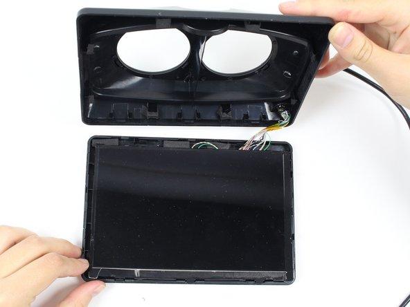 Oculus Rift DK1 Display Replacement