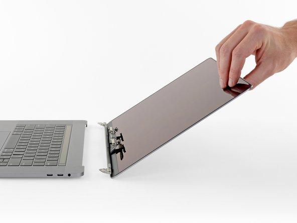 """Reemplazo de pantalla de la MacBook Pro 15"""" Touch Bar 2019"""