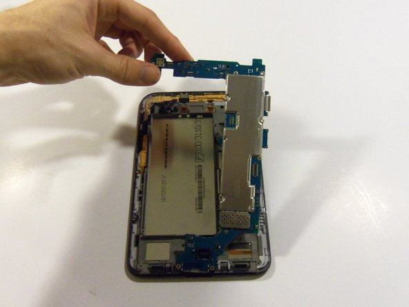 Samsung Galaxy Tab 2 7.0 Motherboard Replacement