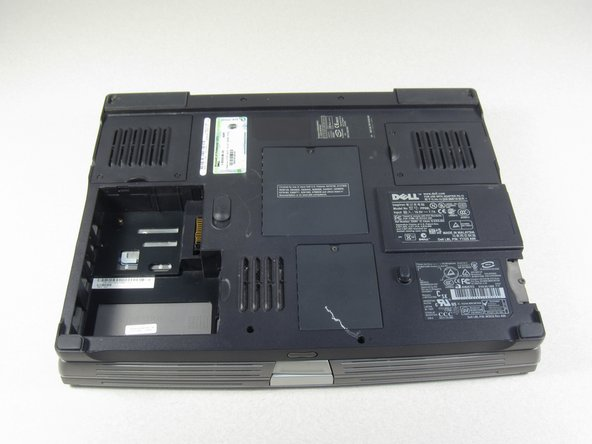 Dell Inspiron 9100 Battery Replacement