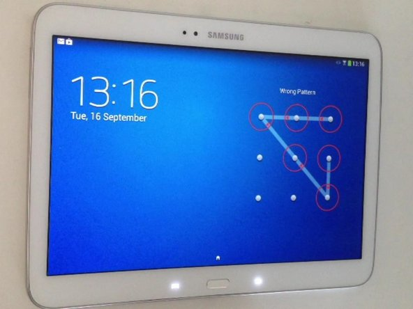 Samsung Galaxy Tab 3 10.1 Screen Replacement