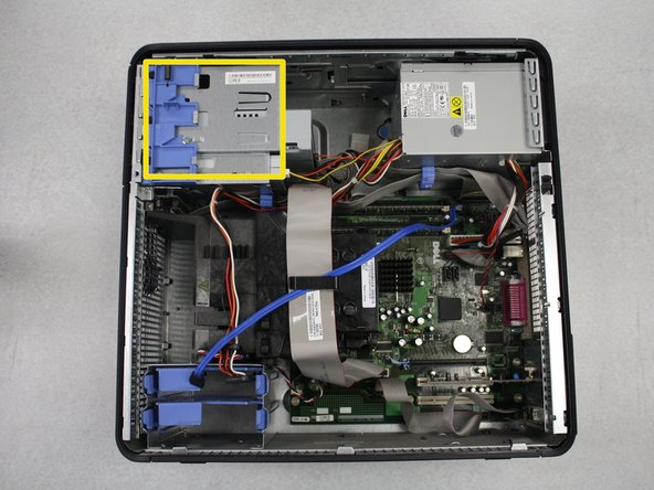 Dell Optiplex GX620 Optical Drive Replacement
