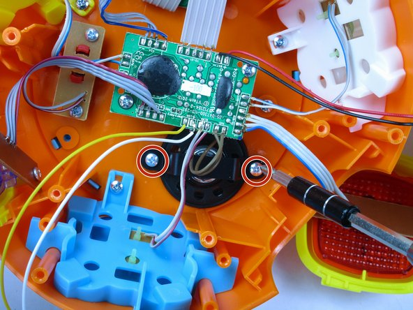 Vtech Move and Crawl Ball Speaker Replacement