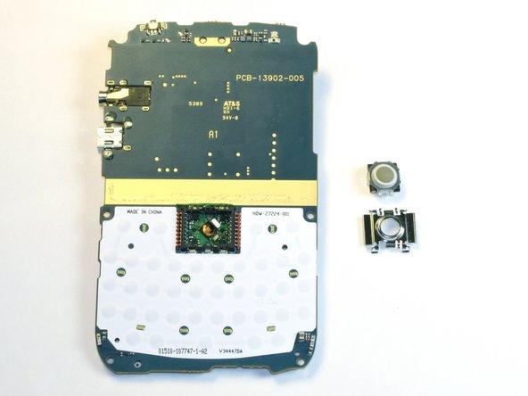 Blackberry Bold 9000 Trackball Replacement