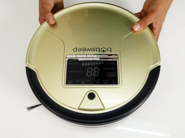 How to open a bObsweep Robotic Vacuum for Repair