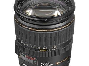Canon EF 28-135 f4.0 IS USM Repair