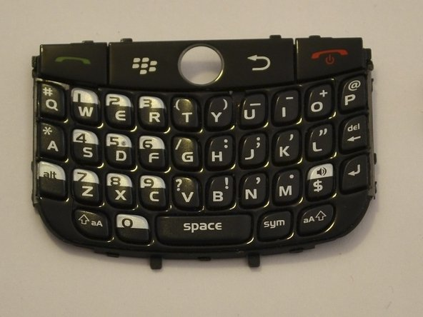 BlackBerry Curve 8900 Keypad Replacement