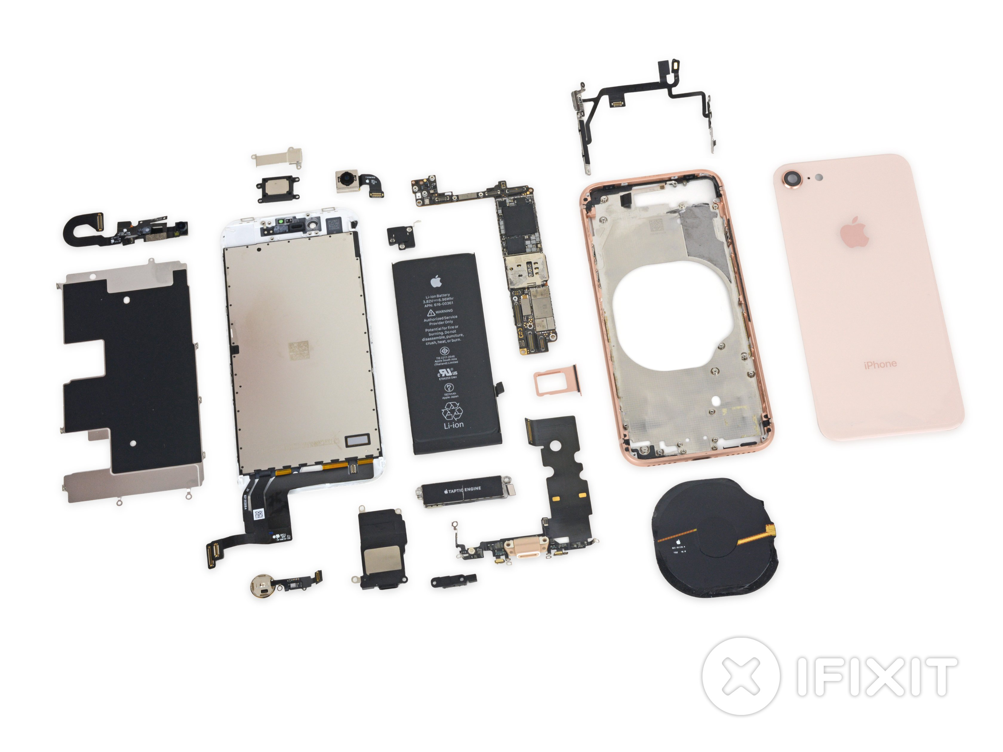 iPhone 8 Teardown