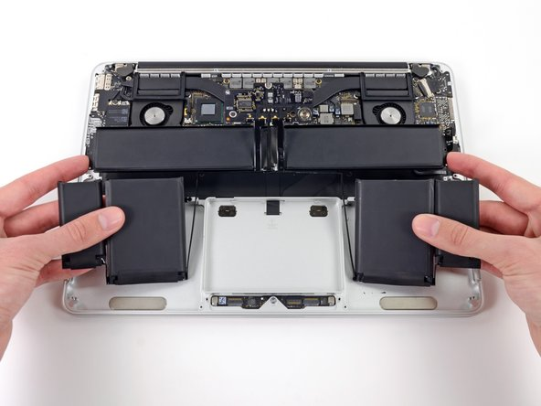 "MacBook Pro 13"" Retina Display Early 2013 Battery Replacement"