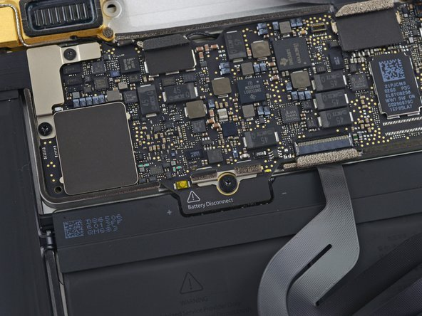Wait, this is a notebook, right? Where's the battery connector?
