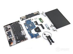 HP EliteBook x360 830 G7 Repairability Assessment