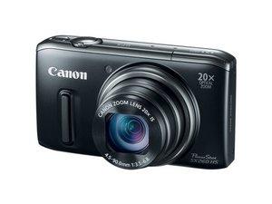 Canon PowerShot SX260 Repair