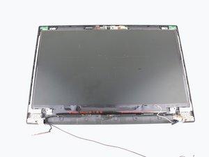 LCD Bezel