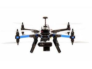 3DRobotics X8-M Repair