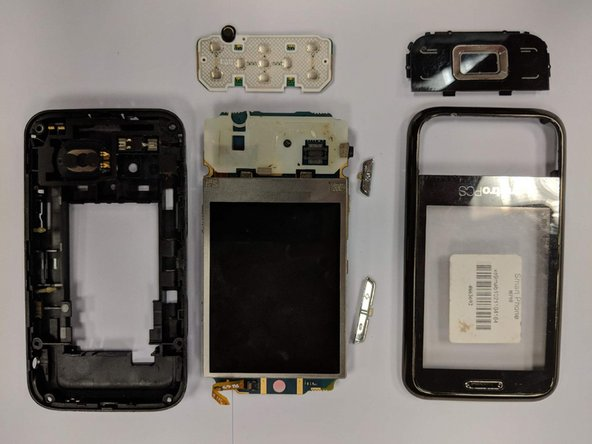 Huawei M750 Button Replacement