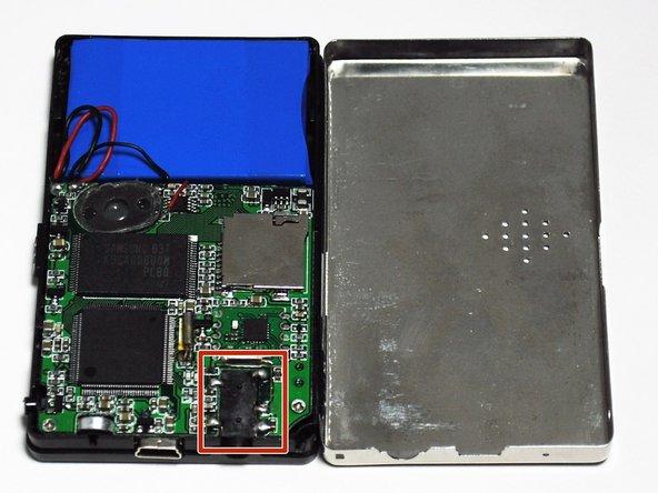 Element GC-1020 Headphone Jack Replacement