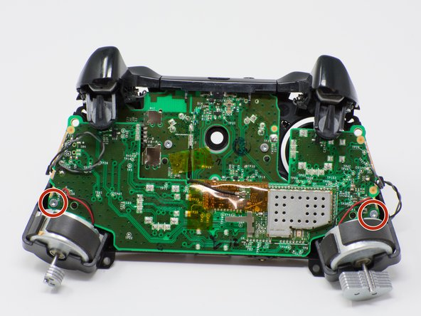 Xbox One Wireless Controller Model 1708 Top Motherboard Replacement