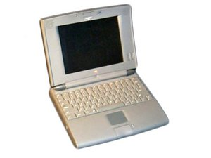 Apple Powerbook 520 수리