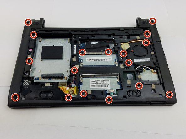 Acer Chromebook C710-2856 Motherboard Replacement