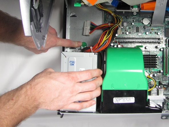 Dell OptiPlex GX260 Power Supply Replacement