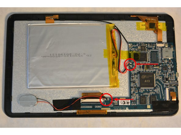 Digital2 D2-912 Motherboard Replacement